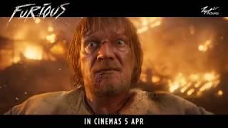 Video Furious (1st Trailer) - In Cinemas 5 April 2018 download MP3, 3GP, MP4, WEBM, AVI, FLV September 2018