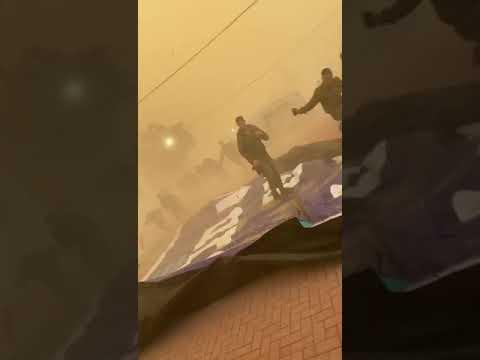 """חייל צה""""ל נפצע מהרוחות בביס בדרום"""