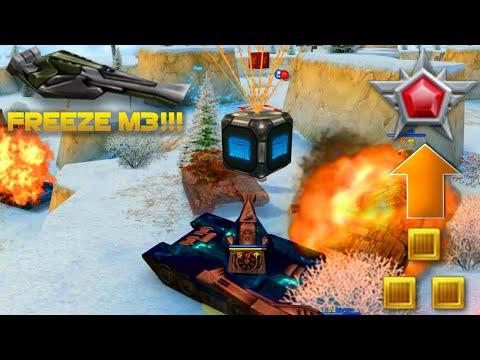 Tanki Online Road To Legend #5 - Getting Freeze M3!!!
