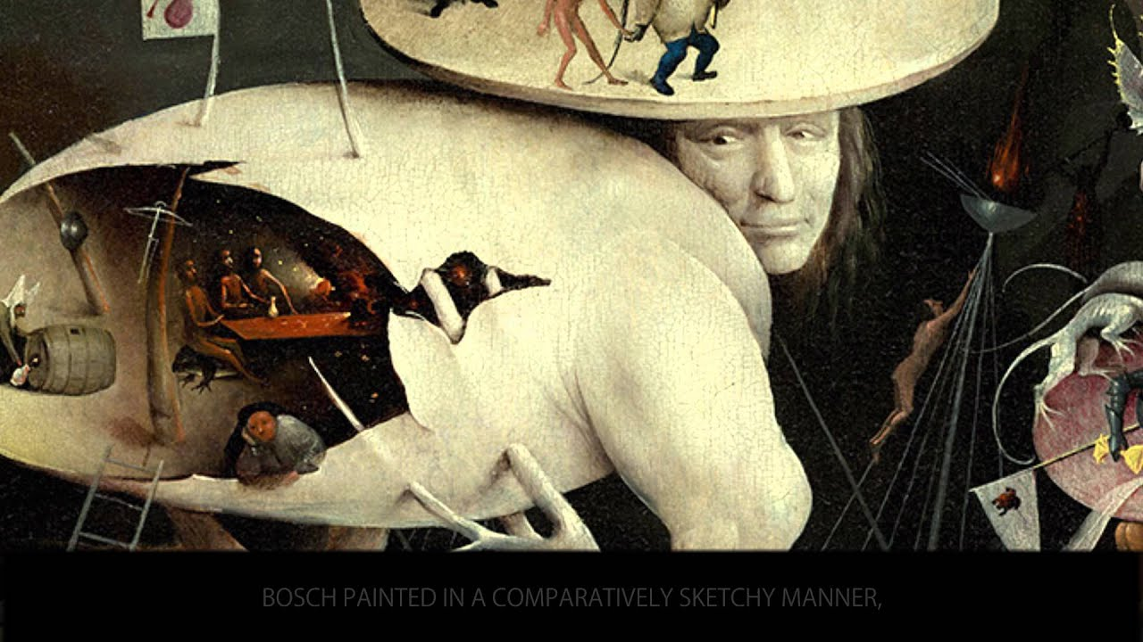 a biography and works of hieronymous bosch a flemish painter On the subject of flemish masters, works by hieronymus bosch, pieter paul   these and other world-famous flemish artists as the place where they come from.