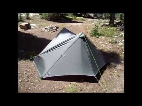 Tarp tent DIY Project & Tarp tent DIY Project - YouTube