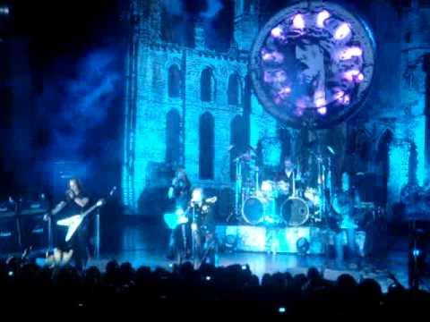 The Pride Of Creation-Edguy live in milan (Jan 21 2009 Tinnitus Sanctus European Tour)