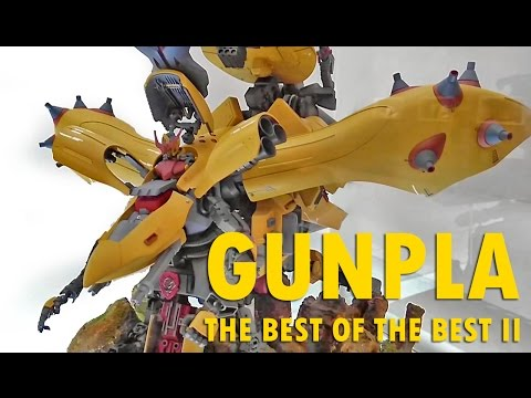 Gunpla The Best Of The Best II 💊💊💊💊