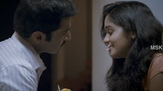 Nandha - Ananya Kissing Scene - Athithi ( Cocktail Malayalam Movie Remake) Tamil Movie Scene