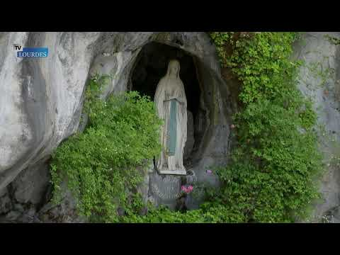 Rosario di Lourdes 10/05/2021