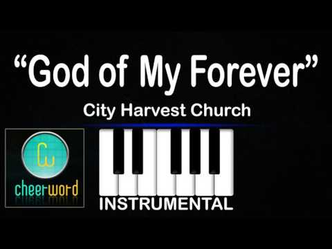 God of My Forever  City Harvest Church   Piano Instrumental