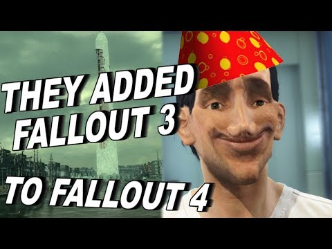 So They Added Fallout 3 To Fallout 4 & It's Terrible