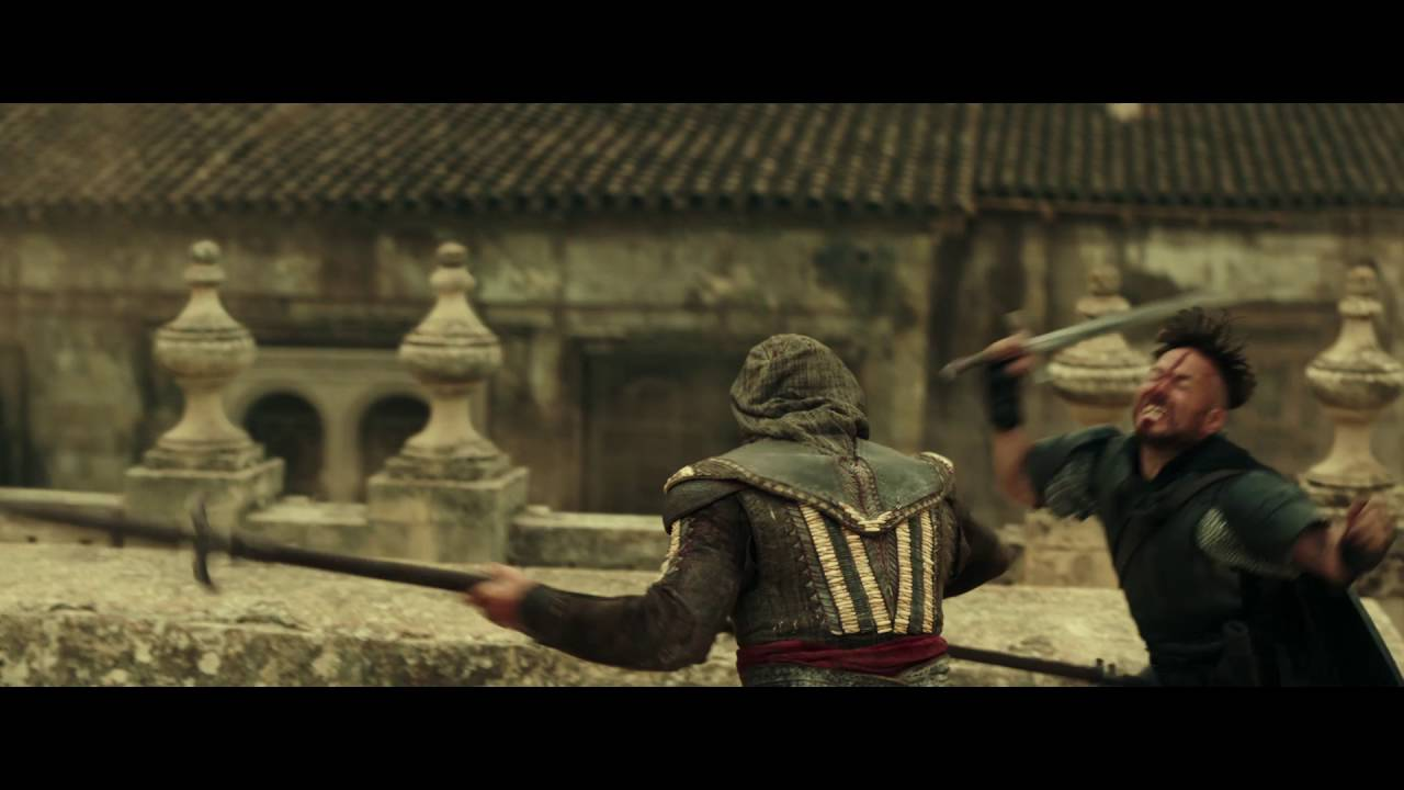 Assassin's Creed – Trailer (GR Subs)