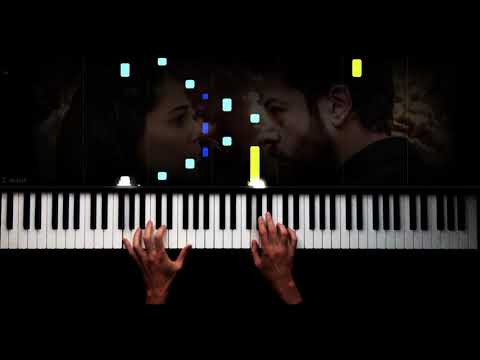 Hercai - Elif & Azat - Piano Tutorial by VN