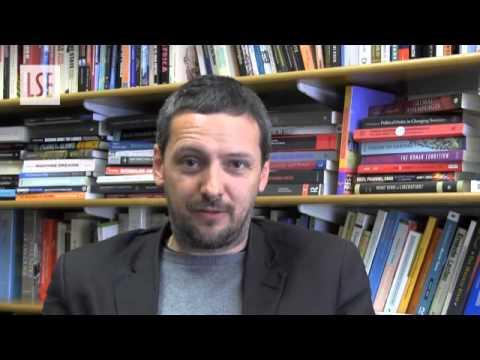 Dr John Chalcraft -- MSc Comparative Politics