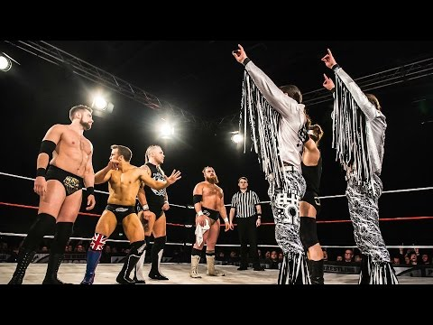 Bullet Club vs The Prestige - English World Cup Bonus Match
