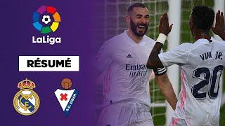 🇪🇸 Résumé - LaLiga : Le Real Madrid enchaîne, Benzema aussi !