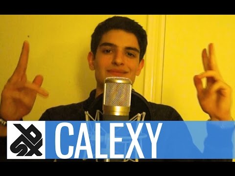 CALEXY  |  Master Of Whistle Sounds