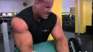 Jay Cutler Training Arms 2017 Video