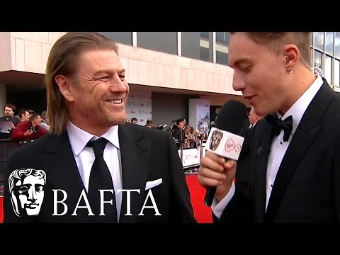 Sean Bean Red Carpet   BAFTA TV Awards 2017