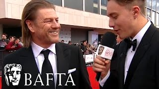 Sean Bean Red Carpet Interview | BAFTA TV Awards 2017