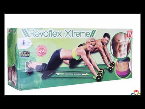 Máy tập bụng Revoflex Xtreme