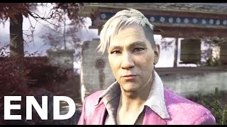Far Cry 4 - ENDING - Pagan Min Dies In Helicopter Crash (Pagan Min Death)