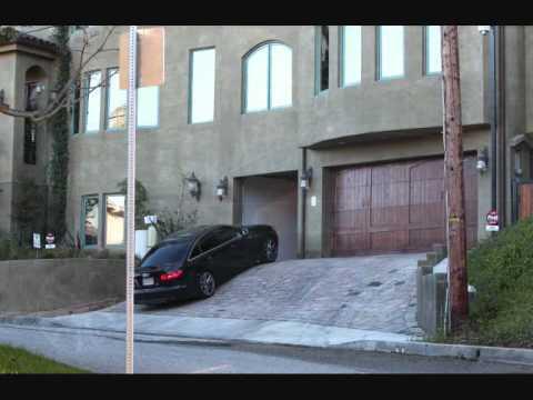 Zac Efron At Vanessa Hudgens' Home In Studio City (January ...