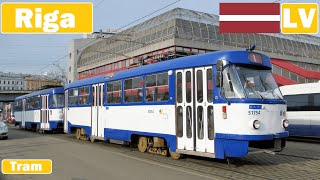 Riga trams 2017