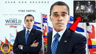 Vybz Kartel World Government   Masicka And Bounty A Diplomat