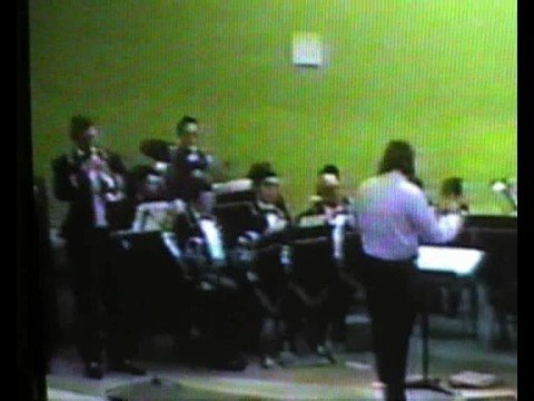 I Don't Know How To Love Him  Ystradgynlais Band 2001