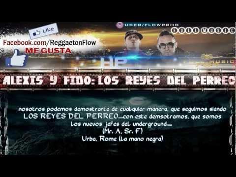 """HP"" Con Letra (ORIGINAL) - Alexis & Fido ★REGGAETON 2011★/ DALE ME GUSTA"
