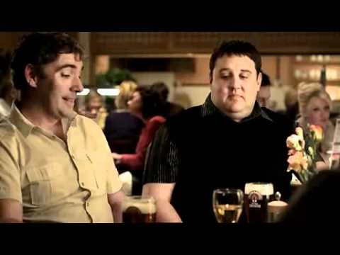 Watch Peter Kay's return to John Smith's ad