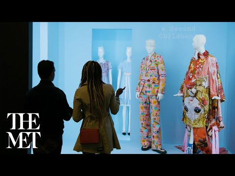 Camp: Notes on Fashion Gallery Views | Met Fashion