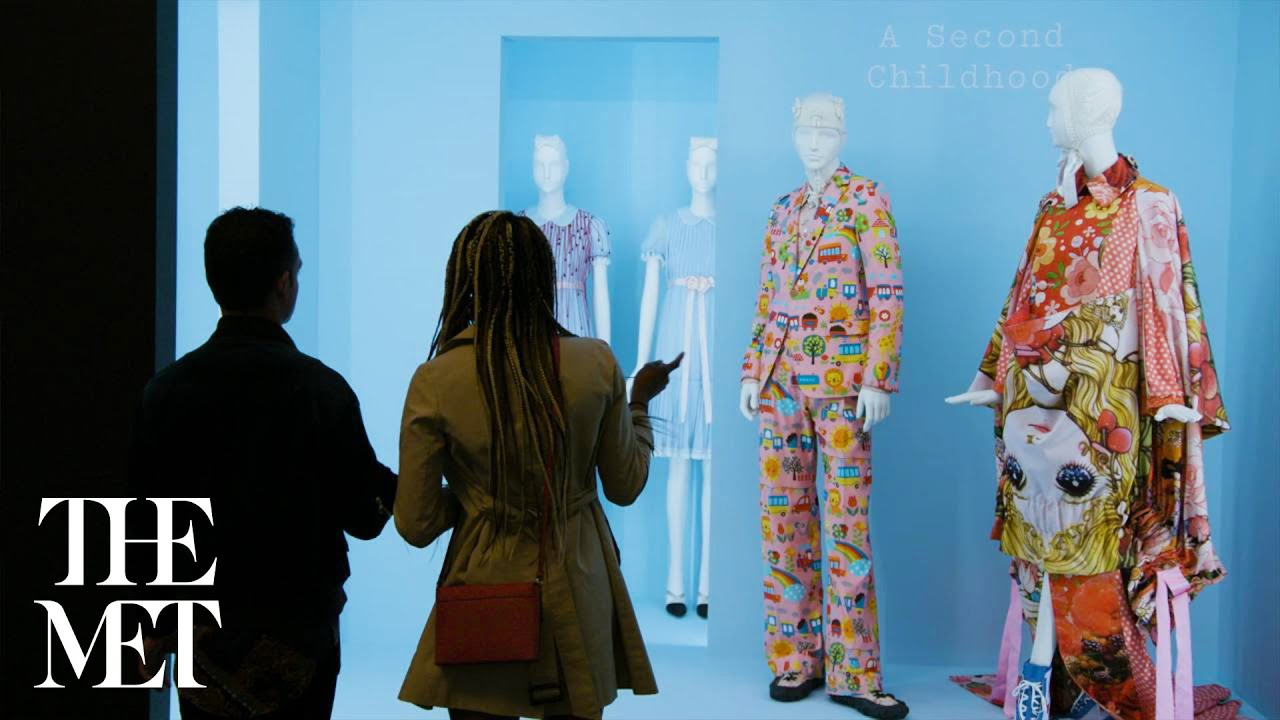 [VIDEO] - Camp: Notes on Fashion Gallery Views | Met Fashion 3