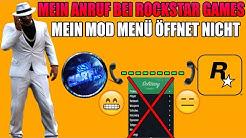 MEIN ANRUF ☎ BEI ROCKSTAR GAMES ® MEIN MOD MENÜ ÖFFNET NICHT