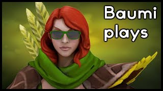 Dota 2 | I AM LIKE TOTALLY OUT OF TITLE IDEAS!! | Baumi plays Windranger