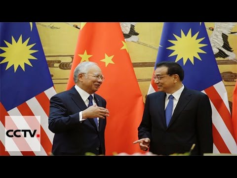 China, Malaysia enhance cooperation includes maritime & rail projects