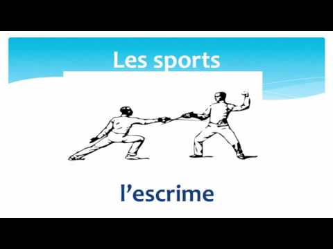 Sports in French - Les sports en français