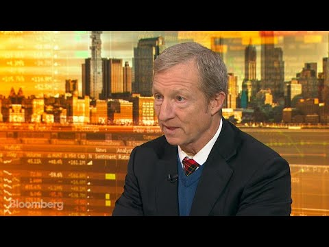 Tom Steyer Calls Keystone Pipeline a 'Tragic Mistake'