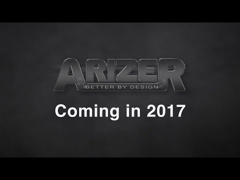 Arizer – Coming in 2017