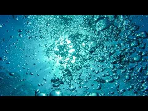 Underwater Bubbles Sound -  1 hour - Meditation, white noise, relaxation