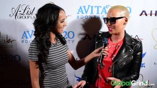 Amber Rose Opens Up About Her Divorce From Wiz Khalifa