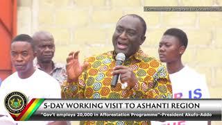 Day 4: 5-Day Ashanti Regional Tour