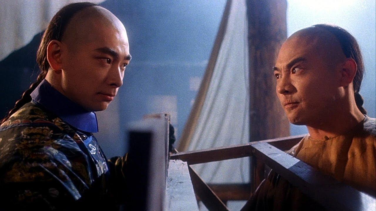 Download Jet Li vs Vincent Zhao - Final Fight   The Legend (1993)   Best Fight Scene