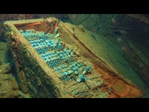 12 Most Incredible Underwater Discoveries