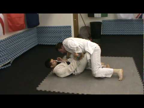 Victor and Nick rolling at Twin Ports Mixed Martial Arts Duluth Minnesota