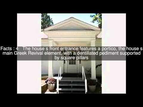 Greek Revival Cottage (Urbana, Illinois) Top  #6 Facts