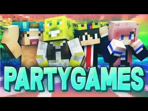 MINECRAFT PARTY GAMES! EP.3