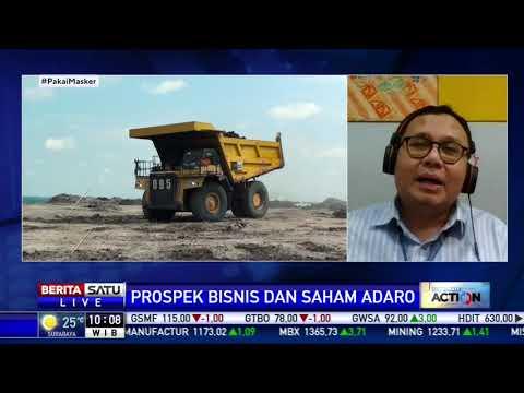 Corporate Action: Prospek Bisnis Dan Saham Adaro
