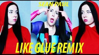 Roast Yourself Challenge-Sean Paul-Like Glue-remix by Mz Sahfiyah