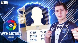 #5 PIERWSZA IKONA 90+ TRAFIONA! | FIFA 18