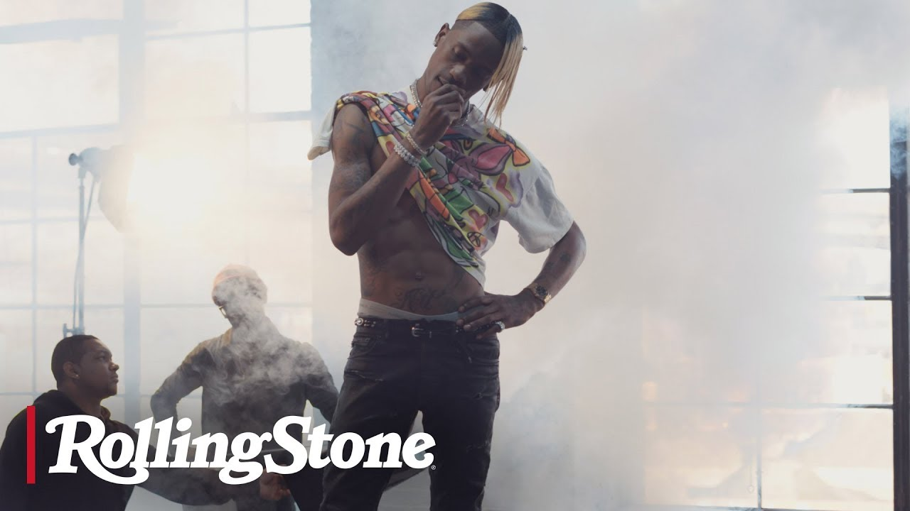Travis Scott: The Rolling Stone Cover