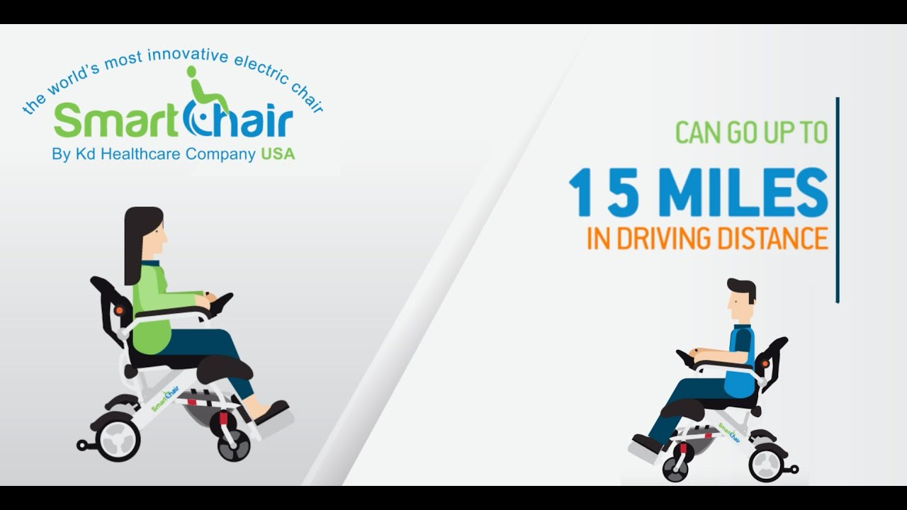 Smart Chair Electric Wheelchair By Kd Healthcare Dining Arm Benefits Of Youtube