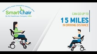 Benefits of KD Smart Chair Electric Wheelchair